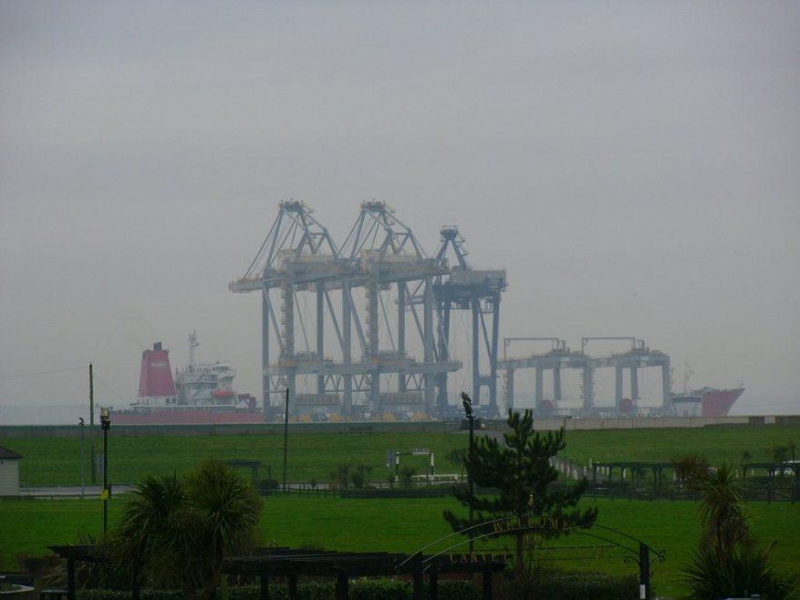 More Giant Cranes