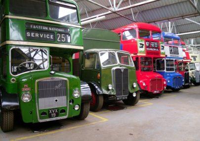 2 - Bus Museum's Summer Newsletter of 2021.