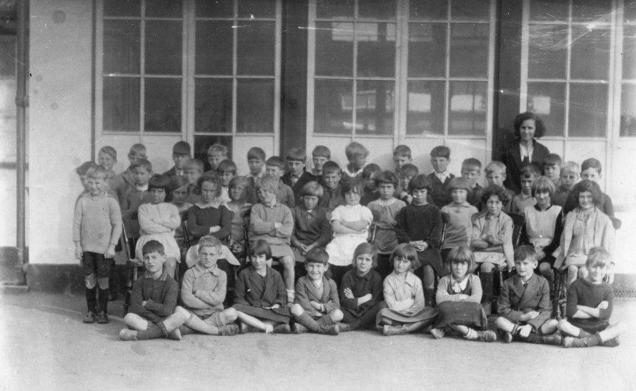 Alma Gosling's Class