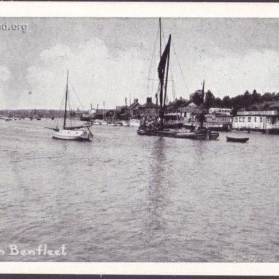 South Benfleet Creek