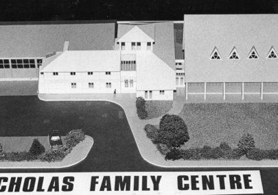 St Nicholas Family Centre Model