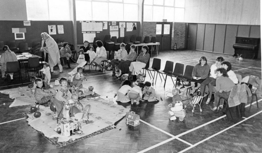 Mother and Toddlers Group May 1987 | Echo Newspaper Group