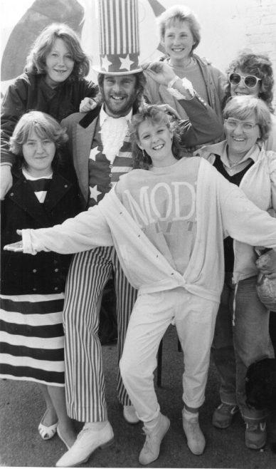 Johnny Clark 1986 | Echo Newspaper Archive