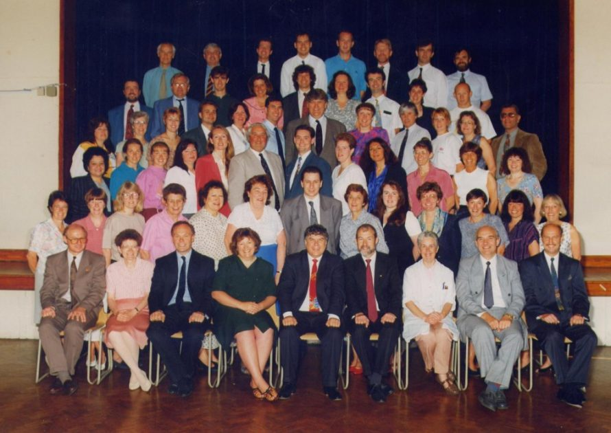 The Staff of Furtherwick Park School