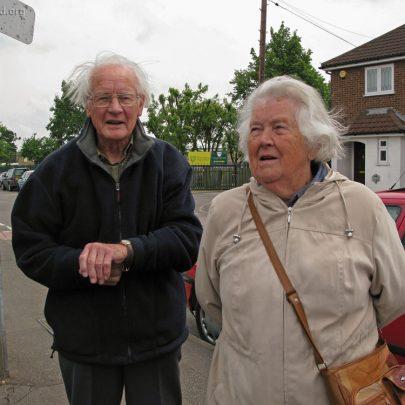 Stan & Vera Oaker | Dave Bullock