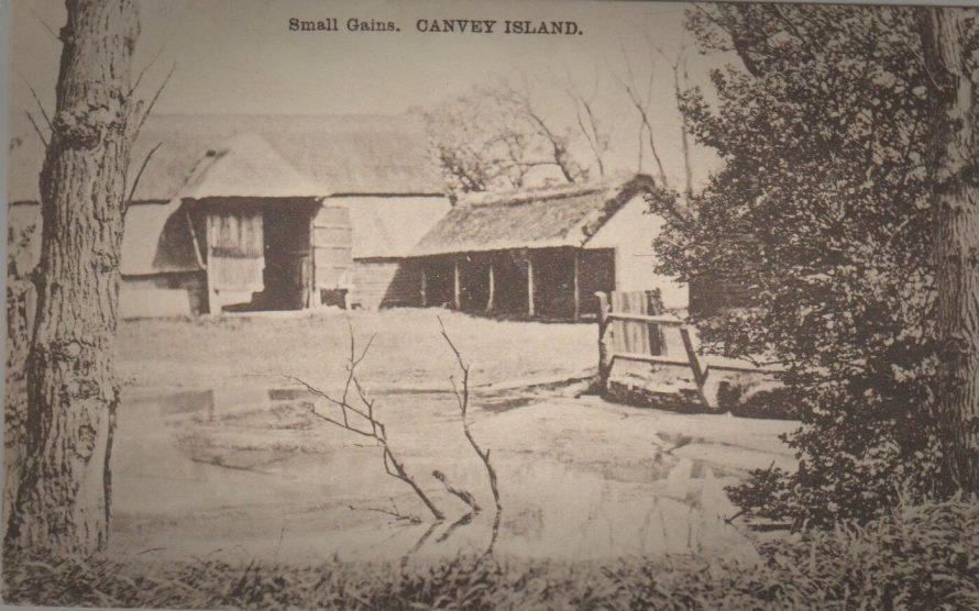 Barns at Smallgains Farm