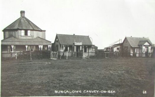 Unusual Shaped House