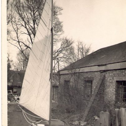 My passion for boat building - Part one | Mike Brown