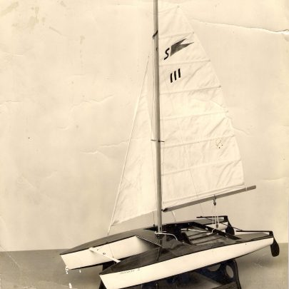 Model of Shearwater111 | Mike Brown