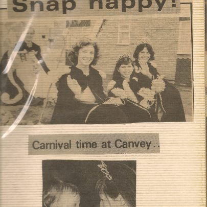 Canvey Carnival Court 1980