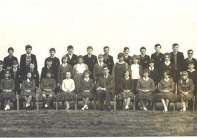 1964 School Photo