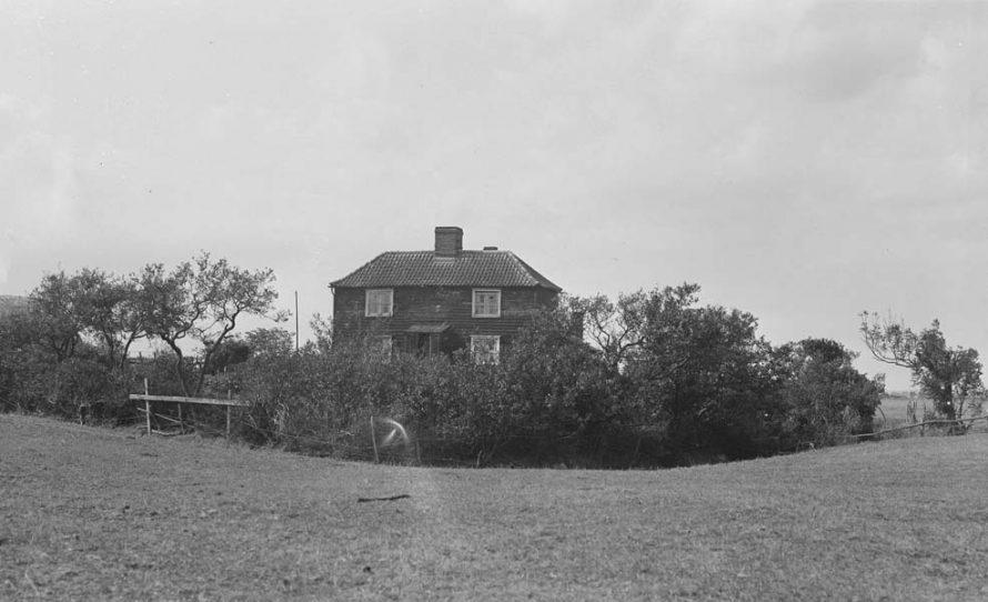 Scar House Farm 1934 | A G Linney copyright Museum of London