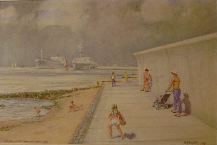 Canvey's Sea Defences