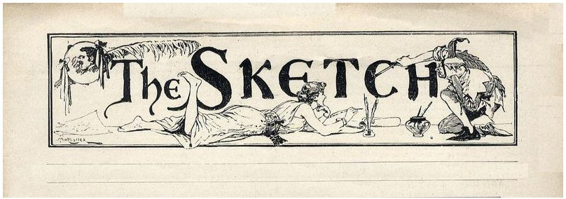 The 'Sketch' Sept. 13, 1893