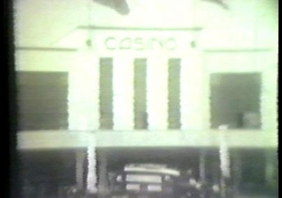 Old cine film of Canvey Seafront