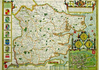 17th Century Maps