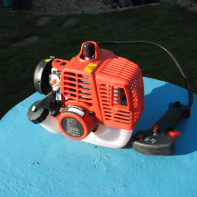 Strimmer Engine before conversion