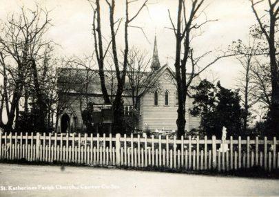 St Katherine's Church c1935