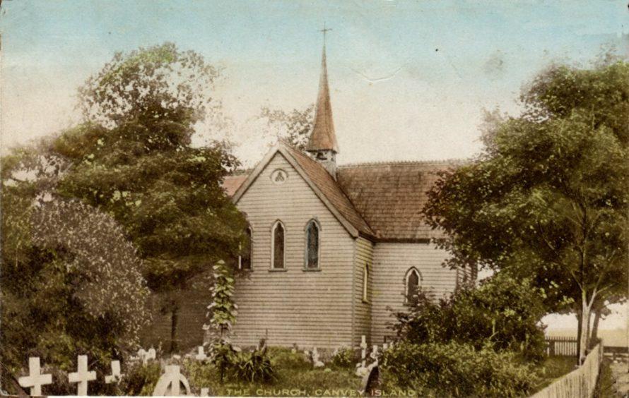 St Katherine's Postcard