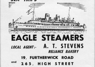 Eagle Steamers