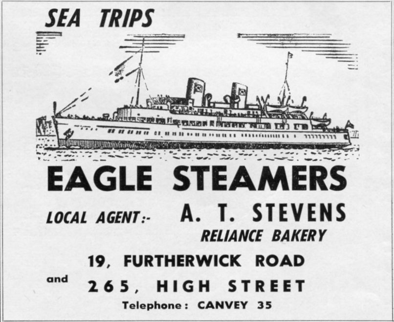 Eagle Steamers