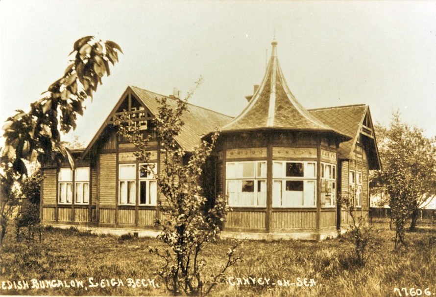 Hester's Swedish Bungalow