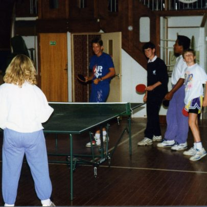 THE BARGE JUNIOR TABLE TENNIS CLUB | IAN