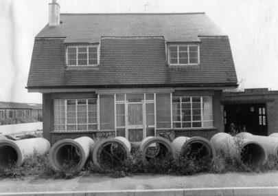 Thames House 1974