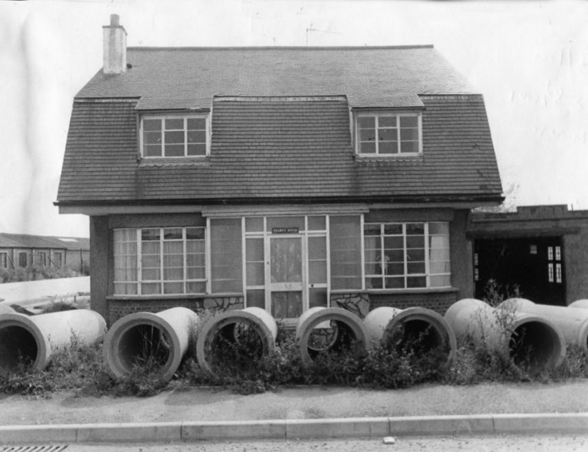 The original Thames House | Echo Newspaper Group and the Rayleigh Town Museum