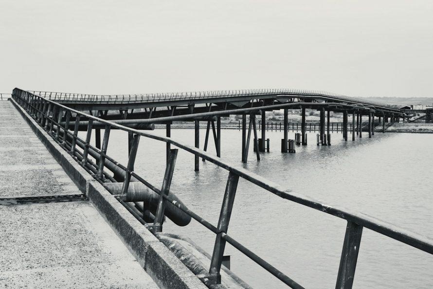 Occidental Oil Refinery Jetty