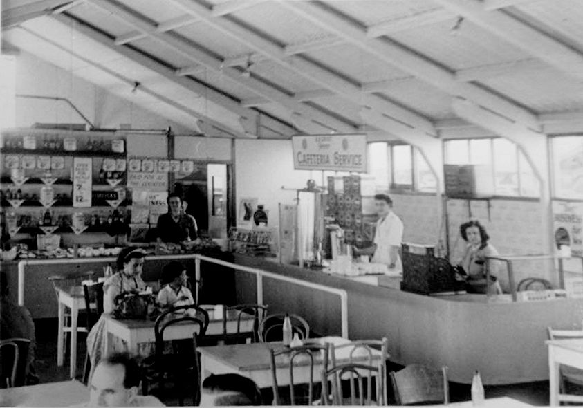 Cafeteria Service