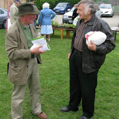 Echo's Tom King & author Robert Hallmann | Dave Bullock