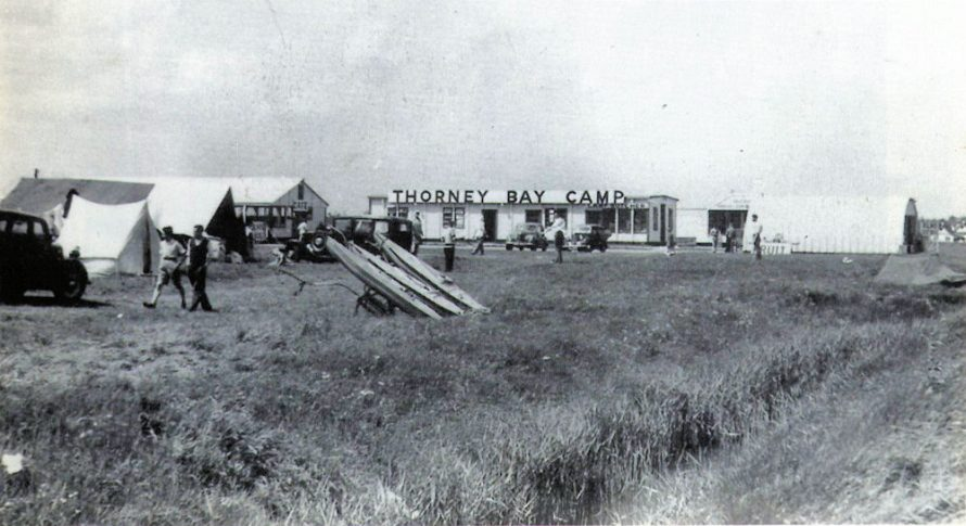 Thorney Bay Camp