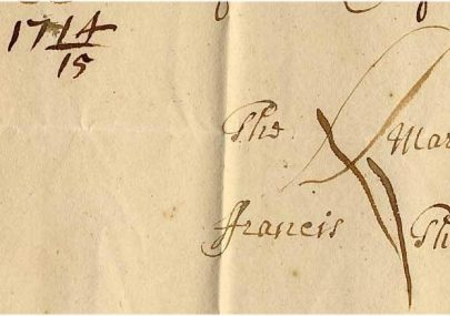 Will of Francis Thursby of Canvey Island