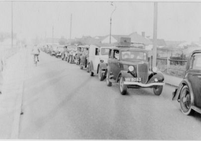 Old Canvey Traffic Jams