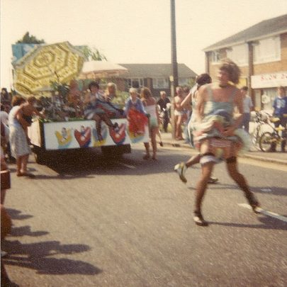 Canvey Carnival 1970's | Maureen Buckmaster