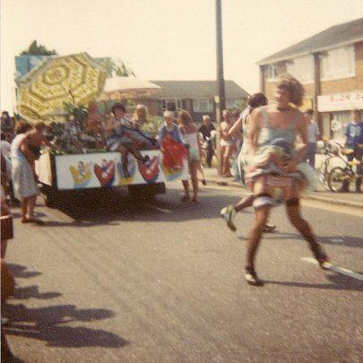 Canvey Carnival 1970's | Maureen Buckmaster