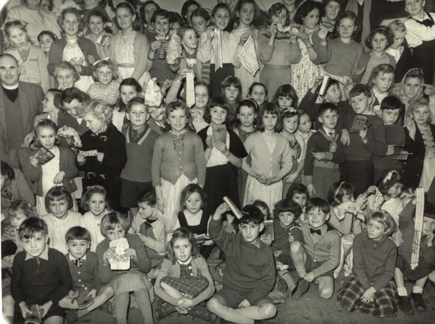 St Anne's New Year Party 1958 | Phyllis Owens