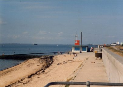 Canvey's Seafront