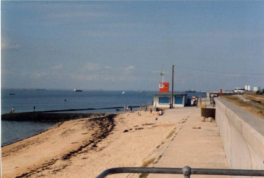 Lifeguard Station | Ernest Cutler