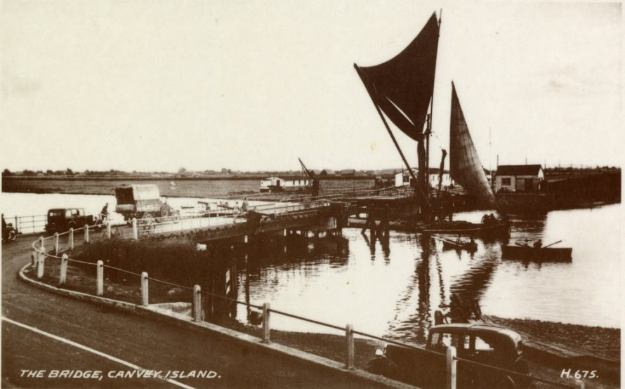 The Old Canvey Bridge