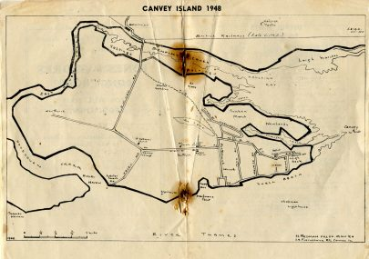 Captivating Canvey 1948