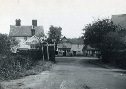 The Village c1925