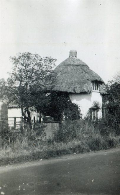 The Dutch Cottage (1618) c1925