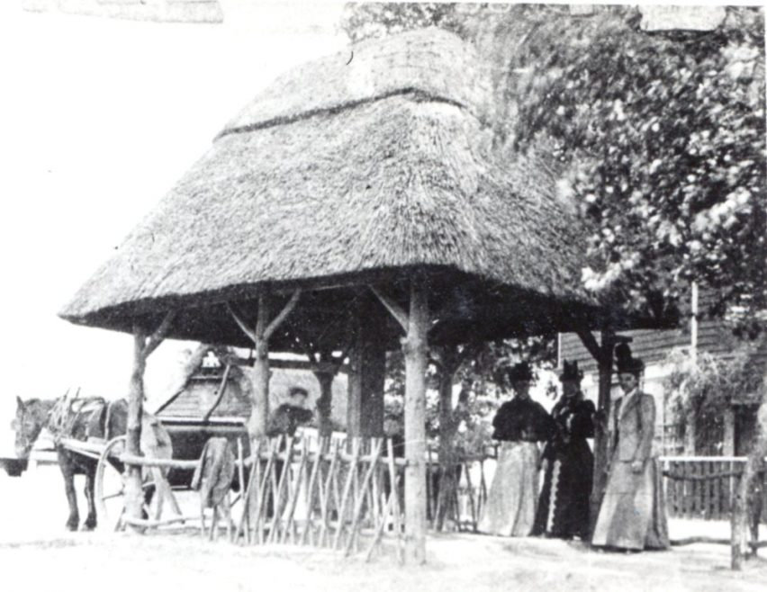 Early 1900s photo