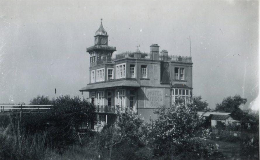 Hotel Kynoch c1925