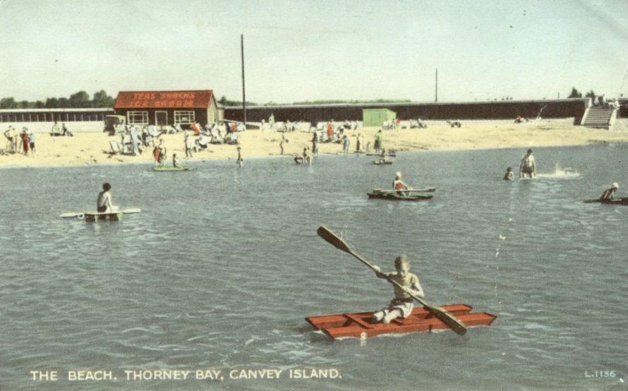 Thorney Bay Postcard