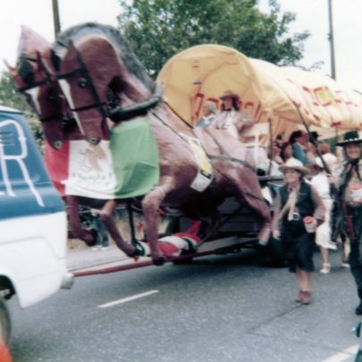 More Carnival Capers