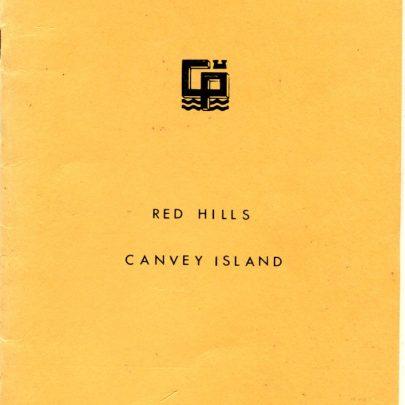The Red Hills of Canvey Island