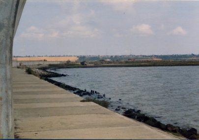 Concrete Barge
